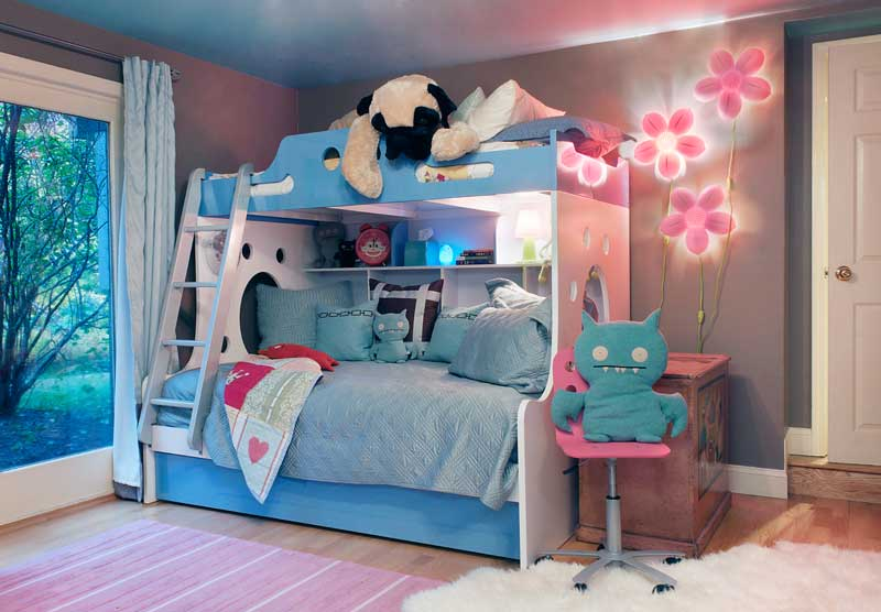 Children's Room by LeStage Interior Design